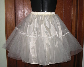Full Net Petticoat