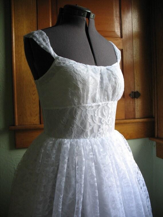 Lace Tea Party Dress