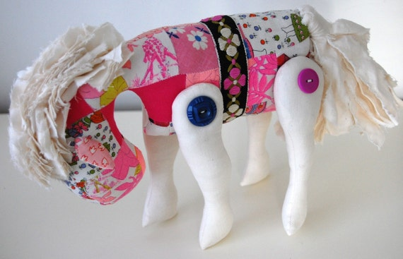 patchwork horse
