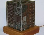 Circuit Board Table Lamp