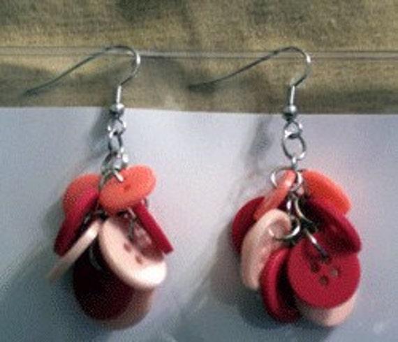 Pretty in Pink Dangle Earrings