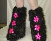 Furry Bootcovers  BELLBOTTOM
