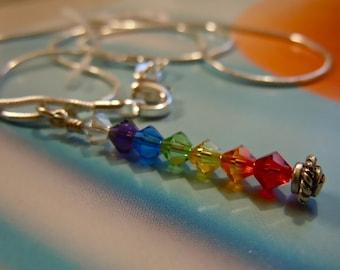 Chakra Positive Energy Spirit Healing Necklace Crystals