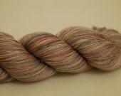 Limited edition merino silk laceweight yarn - Oyster shell