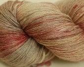 Limited edition merino silk laceweight yarn - Bloodfeud