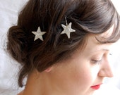 Giant Dwarf // Twinkle Sparkler Pair // Silver