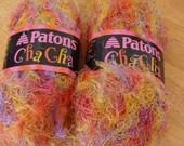 Patons Cha Cha Salsa - 2 full skeins