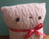 Pink Cashmere Kitty