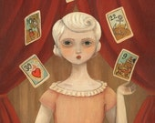 The Fortune Teller Print 8x10 by Emily Winfield Martin