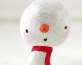 snow guy the first