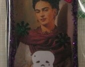 Frida Dashboard Shrine or Pin