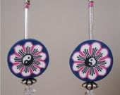 SALE...........You Are the Yin to My Yang Earrings