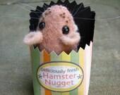 Hamster Nugget (stripes)