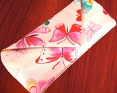 Oleanna Butterfly Clutch