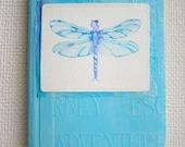 DRAGONFLY small notebook by navylane studio