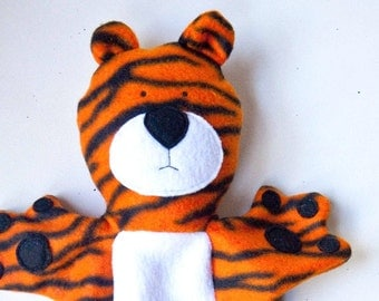 timothy the baby tiger puppet