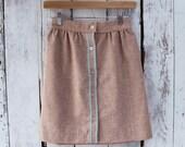 SALE Button Down Skirt Size 2