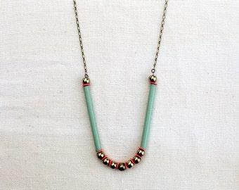 Brass Valley Necklace
