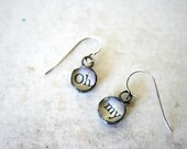 sterling silver earrings--oh my