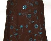 Wrap Around Skirt - size 3X