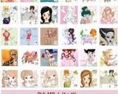 Set of Any 3 tsai-fi 8 x 10 Prints