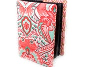 Mini photo album or brag book - Frog Prince - holds 80 4x6 inch photographs