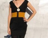 Sophie Corset Belt // Golden Yellow