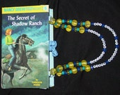 Nancy Drew The Secret of Shadow Ranch Altered Book Purse