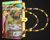 Nancy Drew Mystery  The Secret of Red Gate Farm Altered Book Purse