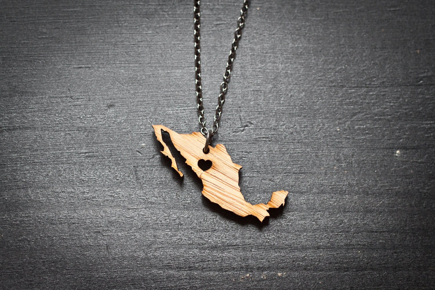 mexico necklace bamboo mexico country necklace state