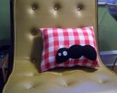 Ant Picnic Pillow