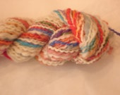 Candy Stripe Handspun Yarn