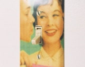 Kissing Booth light switch plate cover