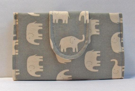 Marching Elephants Pocket Moleskine Jacket