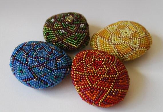 Elemental Altar Stones, Set of 4, Made to Order