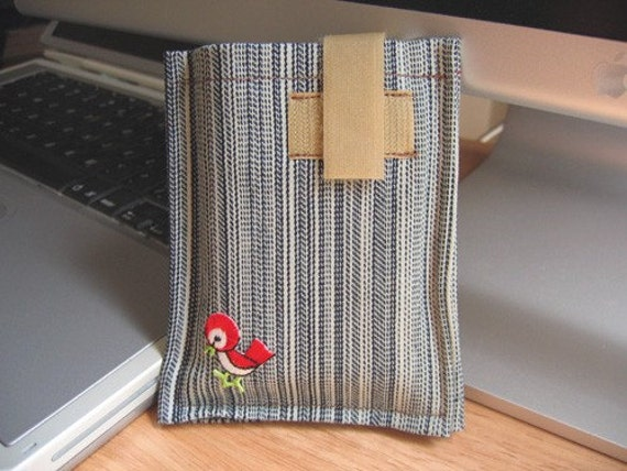 little bird ipod cozy