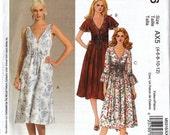 McCall's 5316 Laura Ashley Dress Pattern
