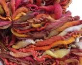 Jelly - single-ply handspun yarn