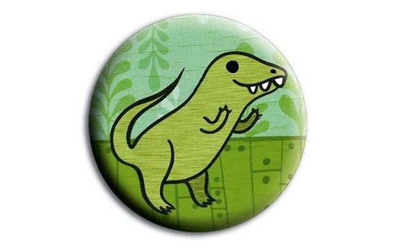 T-REX dinosaur POCKET MIRROR / T rex dinosaur gift ideas trex dinosaurs tyrannosaurus rex dinosaur party tea rex