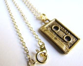 Mix-Tape Love - Charm Necklace
