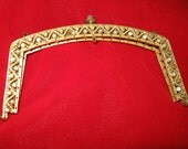 Beautiful Adorned Vintage Art Deco Purse Frame
