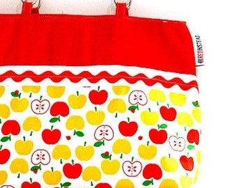 summer apples handbag