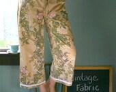 Vintage Fabric PJ bottoms