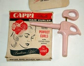Genius vintage Automatic Hair Curler device