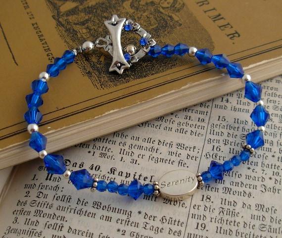My Blue Heaven Serenity Bracelet