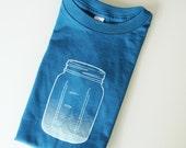 Kids shirt - Mason Jar (size T6)