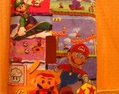 Mario Switchplate