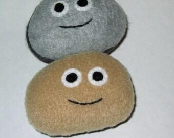 Pet Rock Plush Pair