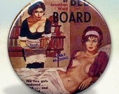 Pin up Adult Reading mirror tartx