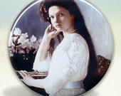 Tatiana Nikolaevna Romanov of Russia pocket mirror